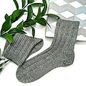 Носки ручной работы. Ярмарка Мастеров - ручная работа Тёплые носки ручной работы (подходят в ботинки). Handmade.
