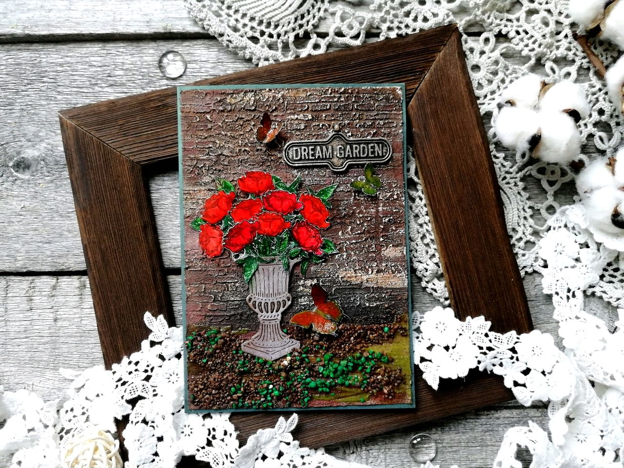 Сад цена открытки, марта