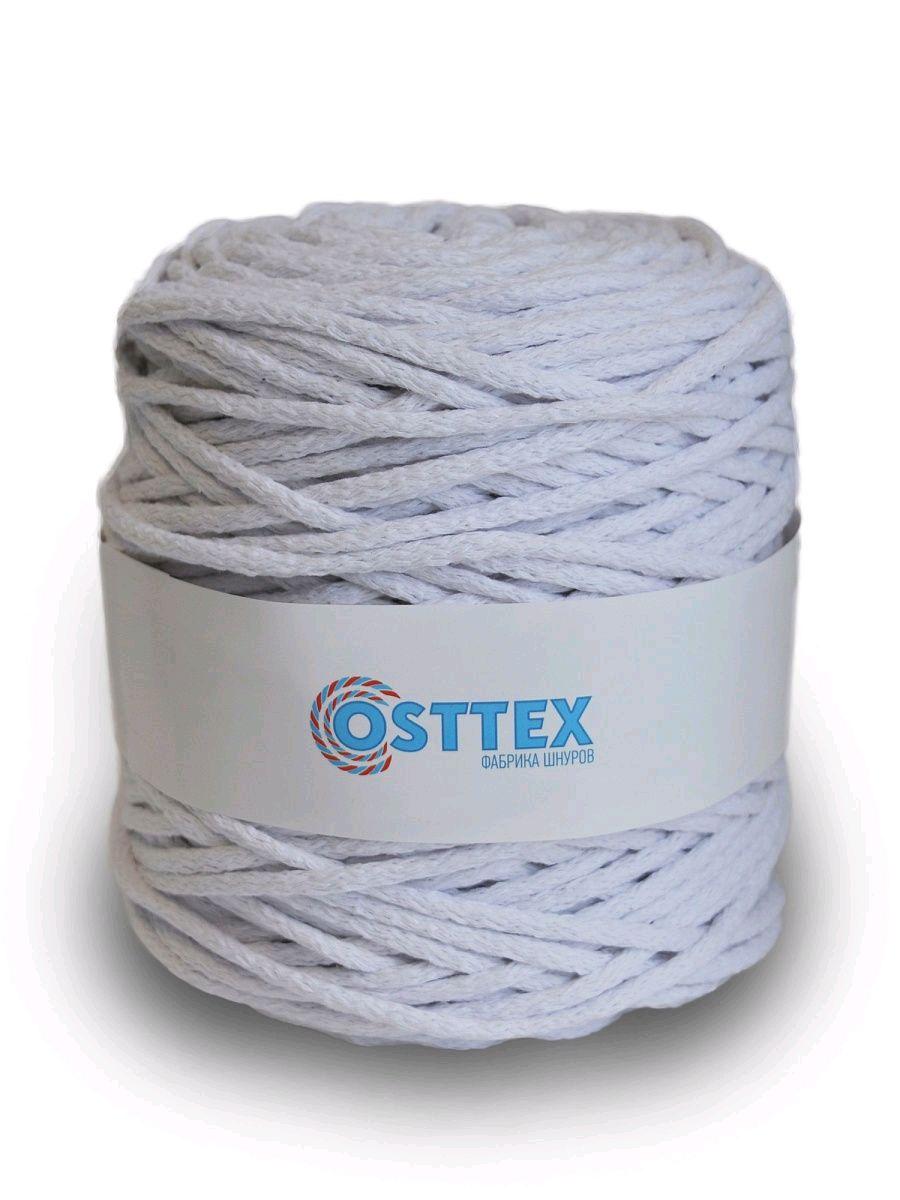 Cotton cord 5mm 200m White, Yarn, Petrozavodsk,  Фото №1
