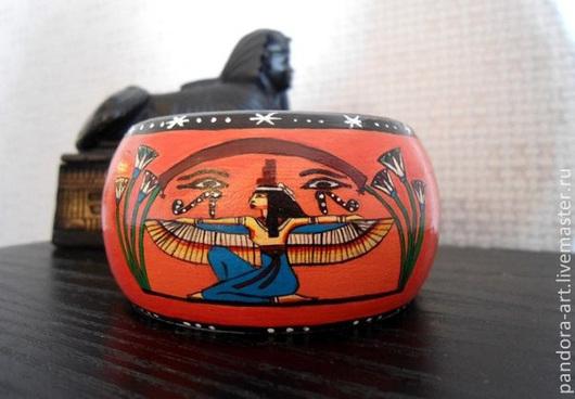 Браслеты ручной работы. Ярмарка Мастеров - ручная работа. Купить Египет. Handmade. Браслет, египет, древний египет, богиня