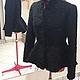 Верхняя одежда ручной работы. жакет из каракуля. юлия (ULIYA-K). Ярмарка Мастеров. Жакет из каракуля, одежда, шуба, шубка