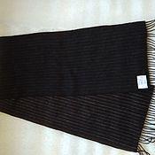 Винтаж handmade. Livemaster - original item Scarf with tassel, wool with cashmere, vintage China. Handmade.