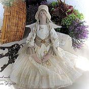Куклы и игрушки ручной работы. Ярмарка Мастеров - ручная работа Лето в Провансе  (ангел в стиле Тильда). Handmade.