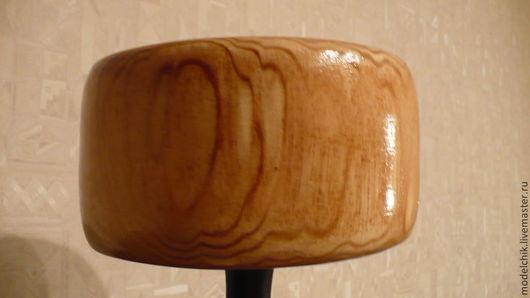 Манекены ручной работы. Ярмарка Мастеров - ручная работа. Купить 148 Болванка-Кубанка. Handmade. Болванка, колодка, кубанка, липа
