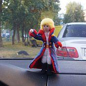 Куклы и игрушки handmade. Livemaster - original item The little Prince. Felt doll. Handmade.