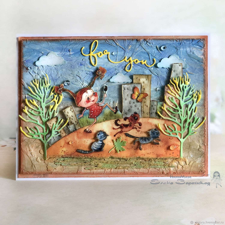 вьетнамские открытки ручной работы выбор