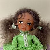 Куклы и игрушки ручной работы. Ярмарка Мастеров - ручная работа Малышка из Прованса. Handmade.