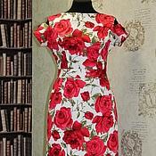 Одежда handmade. Livemaster - original item Cocktail dress