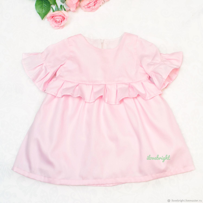 e1ffd8469bc Нарядное платье для малышки – купить в интернет-магазине на Ярмарке ...