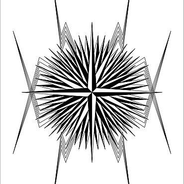 Дизайн и реклама ручной работы. Ярмарка Мастеров - ручная работа Шар на паутине. Handmade.