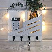 Для дома и интерьера handmade. Livemaster - original item Scandinavian-style housekeeper. Handmade.