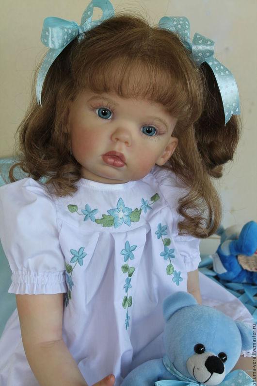 Куклы-младенцы и reborn ручной работы. Ярмарка Мастеров - ручная работа. Купить Кукла реборн  Эля. Handmade. Тибби