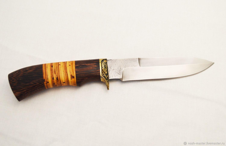 Нож  СФИНКС-2  Х12МФ, Ножи, Ворсма,  Фото №1