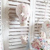 """Куклы и игрушки ручной работы. Ярмарка Мастеров - ручная работа Воздушный шар """"Розовая дымка"""". Ручная работа.. Handmade."""