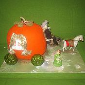 Подарки к праздникам ручной работы. Ярмарка Мастеров - ручная работа Карета для Золушки. Handmade.