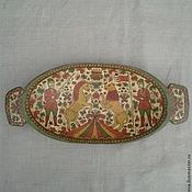 Русский стиль handmade. Livemaster - original item Dish ancient large