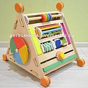 Куклы и игрушки handmade. Livemaster - original item Developing prism-Changeling 5v1