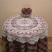 Для дома и интерьера ручной работы. Ярмарка Мастеров - ручная работа Скатерть № 4. Handmade.