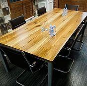 Для дома и интерьера handmade. Livemaster - original item The table in the negotiation. Handmade.