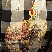 Для дома и интерьера ручной работы. Ярмарка Мастеров - ручная работа Покрывало  Суматра. Handmade.
