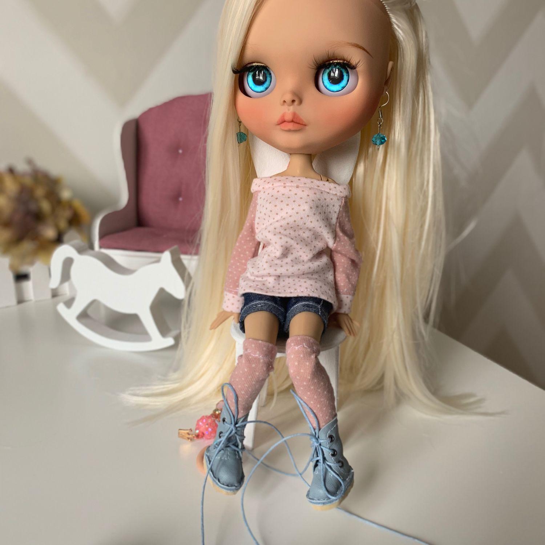Коллекционные куклы ручной работы. Ярмарка Мастеров - ручная работа. Купить Кукла Блайз Blythe. Handmade. Blythe custom