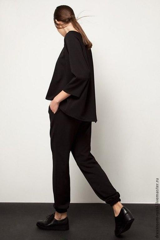 Купить женский костюм с брюками с доставкой
