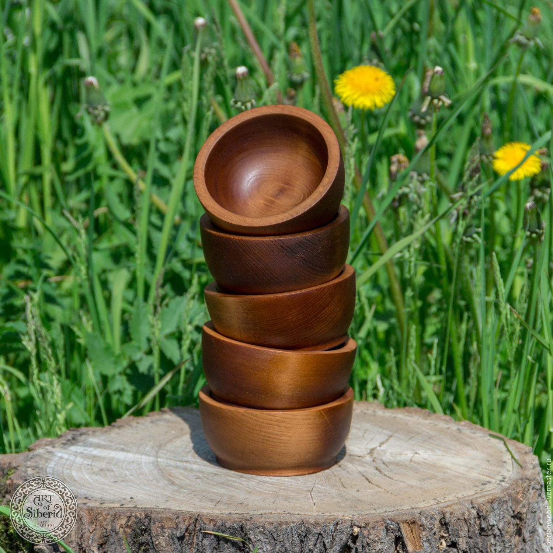 Pine Wooden Plates, Bowls(5#17, Utensils, Novokuznetsk,  Фото №1