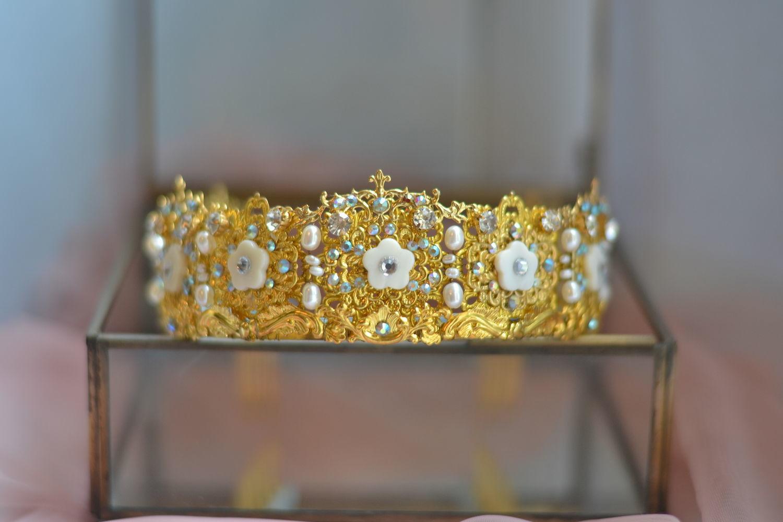 Crown 'The Rapture', Tiaras, St. Petersburg,  Фото №1