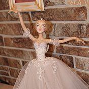 Куклы и игрушки ручной работы. Ярмарка Мастеров - ручная работа Балерина. Handmade.