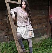 Одежда handmade. Livemaster - original item Skirt -