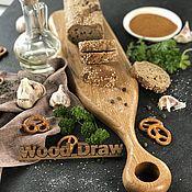 Посуда handmade. Livemaster - original item Cutting boards: Board