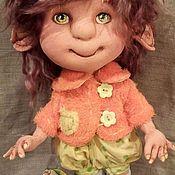 Куклы и пупсы ручной работы. Ярмарка Мастеров - ручная работа Маленькая Эльфичка. Handmade.
