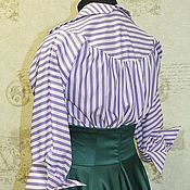 Одежда handmade. Livemaster - original item Blouse retro
