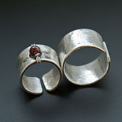 Свадебный салон ручной работы. Ярмарка Мастеров - ручная работа Обручальные кольца. Handmade.