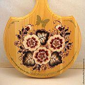 Посуда ручной работы. Ярмарка Мастеров - ручная работа Доска разделочная из сибирского кедра. Handmade.