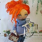 Куклы и пупсы ручной работы. Ярмарка Мастеров - ручная работа Кукла Леночка. Handmade.