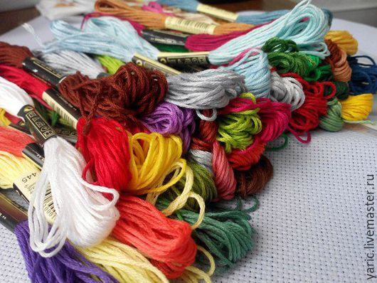 Набор для вышивания (50 штук)