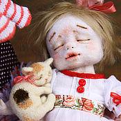 Куклы и игрушки ручной работы. Ярмарка Мастеров - ручная работа Спят усталые ребятки.... Handmade.
