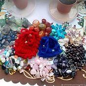 Фен-шуй и эзотерика handmade. Livemaster - original item Talisman Bag good luck with the stones horoscope and the purpose of any. Handmade.