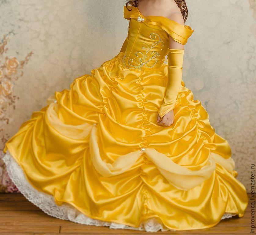 Платье белль картинки
