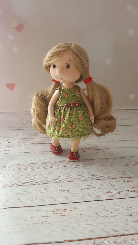 Интерьерная кукла, Куклы и пупсы, Благовещенск,  Фото №1