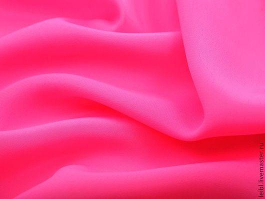 Шитье ручной работы. Ярмарка Мастеров - ручная работа. Купить ТРИКОТАЖ БИФЛЕКС РОЗОВЫЙ/ЖЕЛТЫЙ ( ИТАЛИЯ). Handmade. Розовый