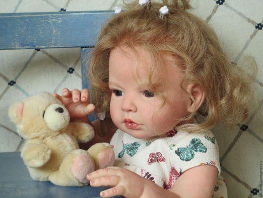 Куклы-младенцы и reborn ручной работы. Ярмарка Мастеров - ручная работа. Купить Lena. Handmade. Реборн, regina swialkowski