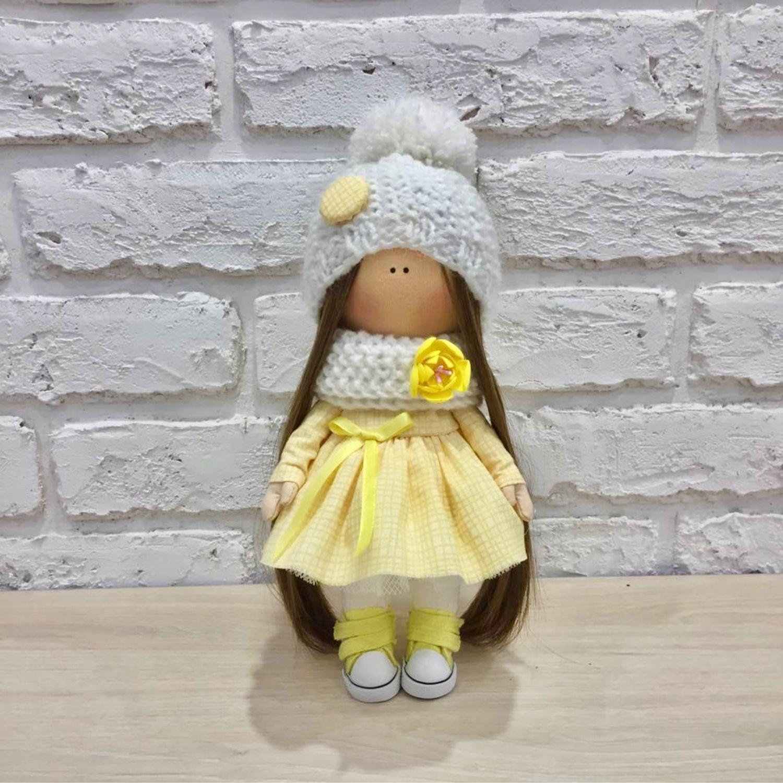 Текстильная кукла, Куклы Тильда, Павловский Посад,  Фото №1