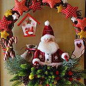 Куклы и игрушки ручной работы. Ярмарка Мастеров - ручная работа Дедушка с бубенчиками. Handmade.