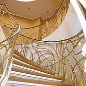 Лестницы ручной работы. Ярмарка Мастеров - ручная работа Лестничные ограждения. Handmade.