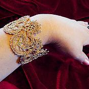 Украшения ручной работы. Ярмарка Мастеров - ручная работа Розовое золото. Handmade.