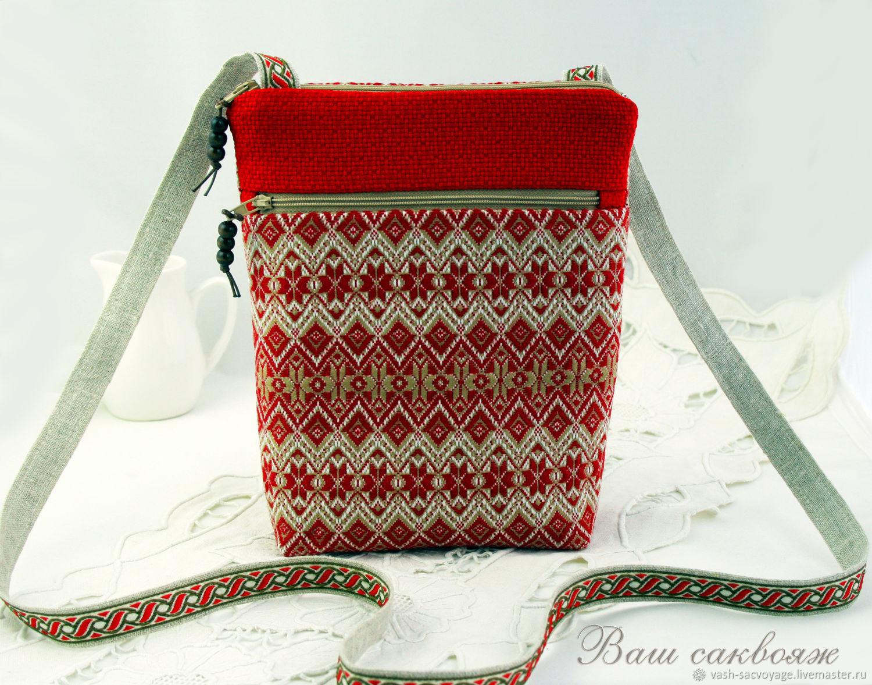 d38e446b3ae9 Handbags handmade. Livemaster - handmade. Buy Slavic handbag shoulder Bag  for documents.