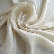 Аксессуары ручной работы. Ярмарка Мастеров - ручная работа Палантин из итальянской ткани. Handmade.