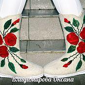 Обувь ручной работы handmade. Livemaster - original item Boots custom-made, valenki